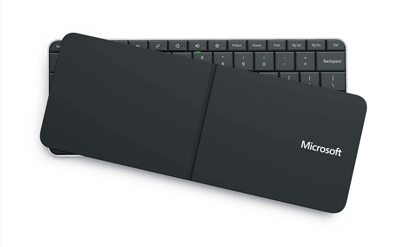 Microsoft Wedge Mobile Keyboard with cover