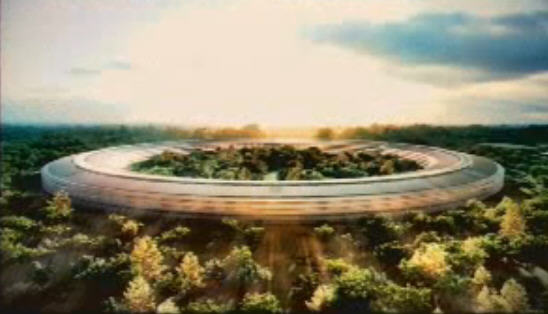 Proposed Apple Campus