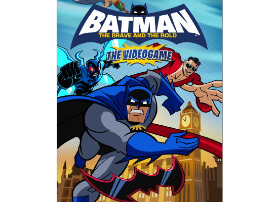 Batman: The Bold and the Brave