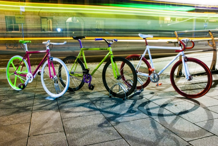 Funked Up Fixies