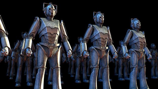cybermen game