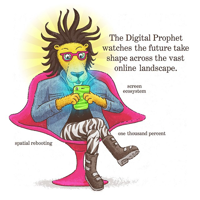 Digital Prophet - Welcome to BusinessTown