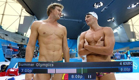 Olympic divers unnecessary censorship
