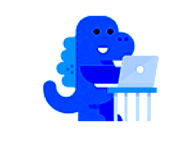 Facebook privacy dinosaur