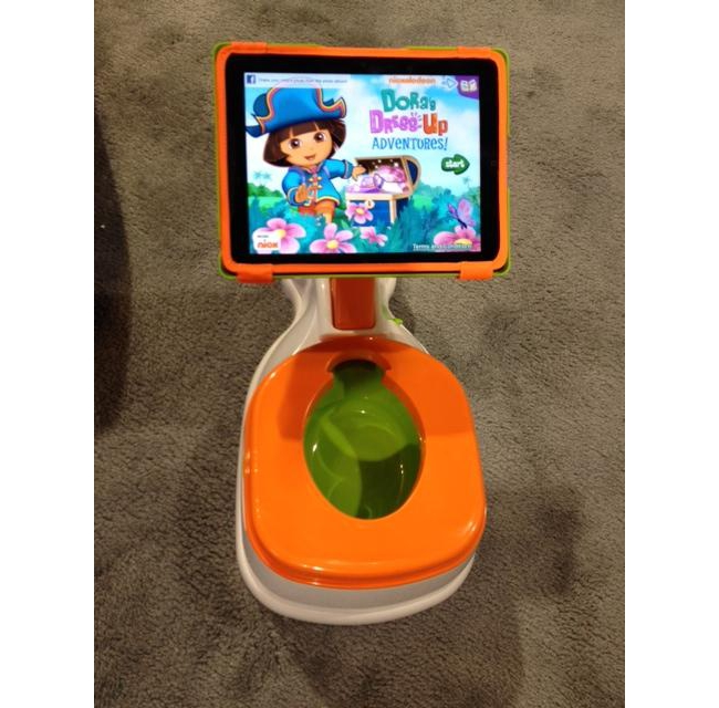iPotty from CTA Digital