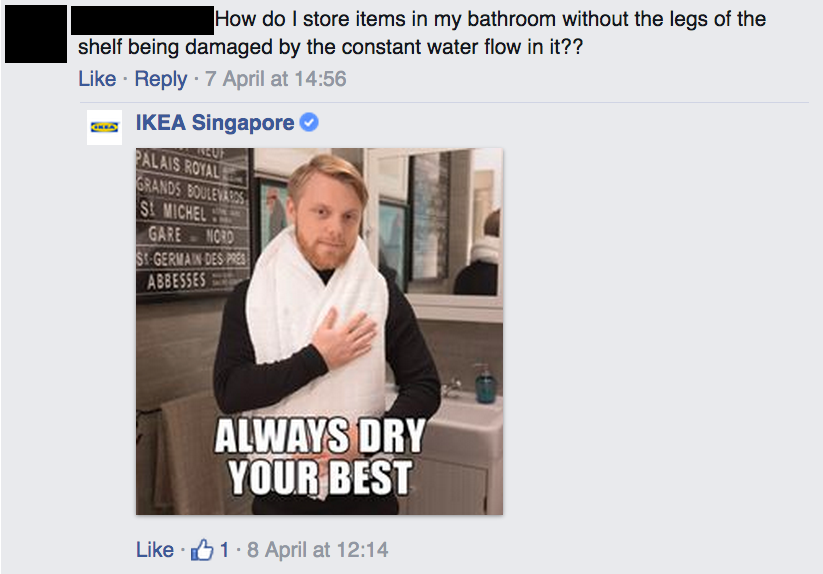 Ikea Shelf Help Guru meme