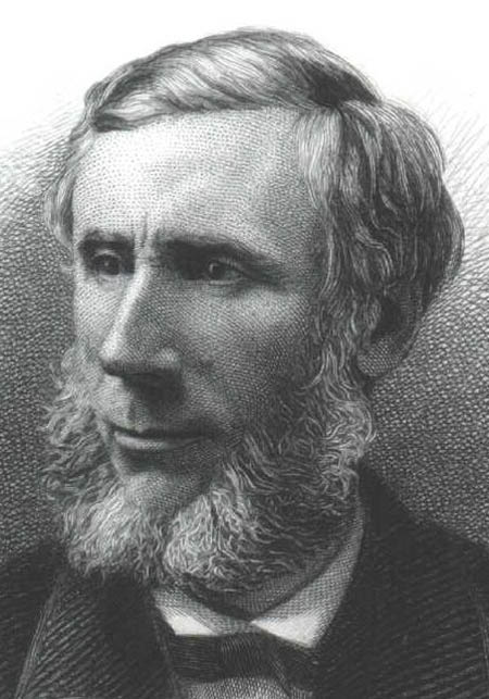 John Tyndall climate change pioneer who hailed from Co Carlow in Ireland