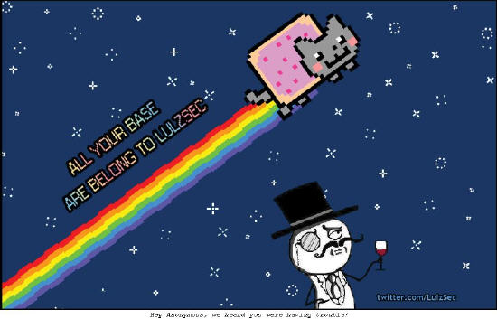 LulzSec defacement page from PSB.org
