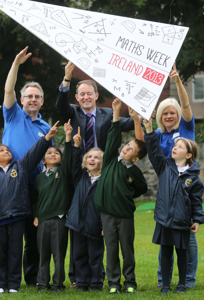 Maths Week launch