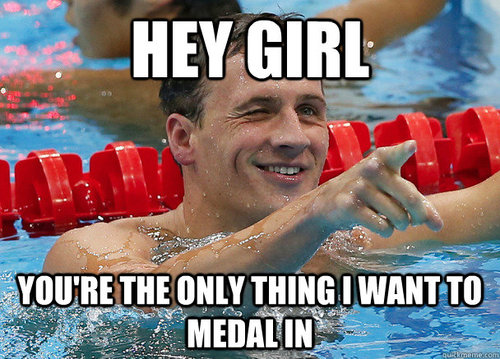 Ryan Lochte Hey Girl