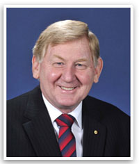 Martin Ferguson, Minister, Ministry for Resources and Energy, Australia and Ministerial Chair, IEA