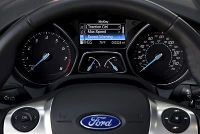 Vie of the Ford MyKey