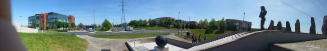Panoramic image taken with Samsung Galaxy S III