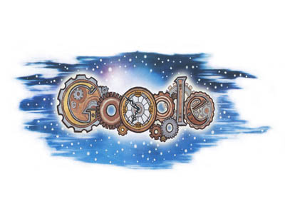 Patrick Horan's wins the 2012 Doodle 4 Google competition