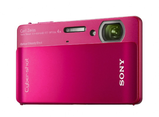 Sony TX5 Cyber-shot camera