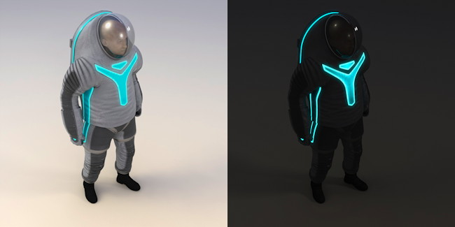 Technology suit