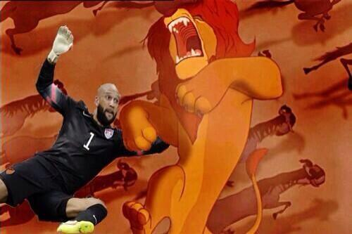 Tim Howard World Cup memes