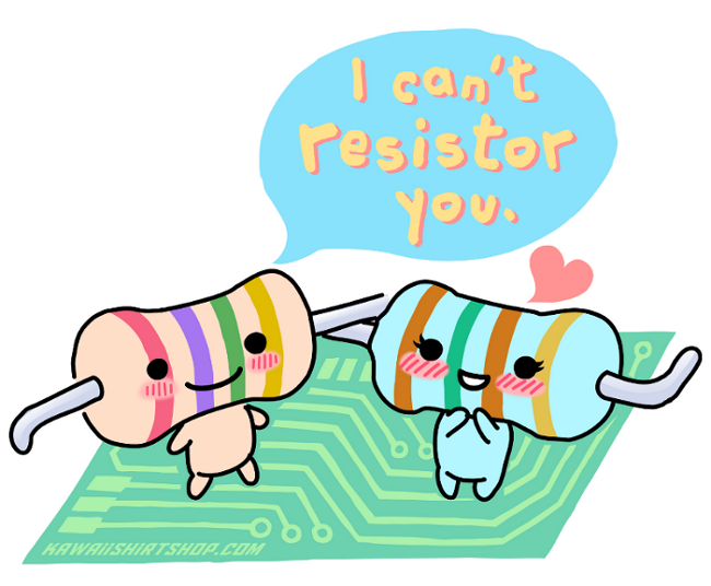 Valentine's for STEM geeks