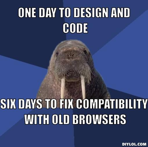 web design meme