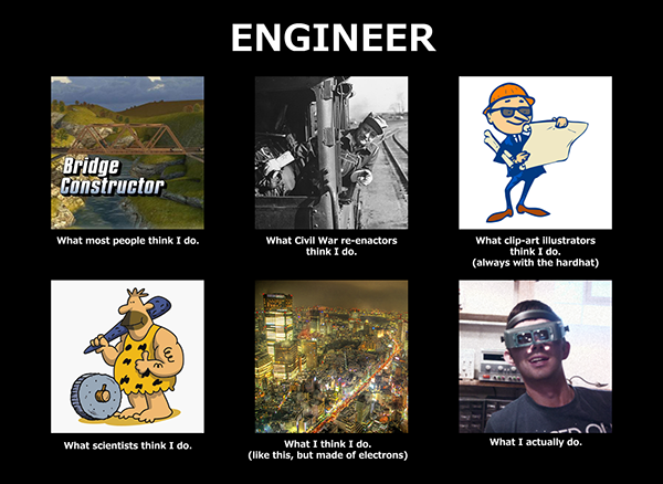 Engineer meme