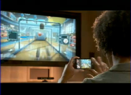 Windows Phone 7 with the Kinect