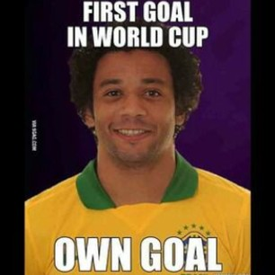 World Cup Memes Marcelo