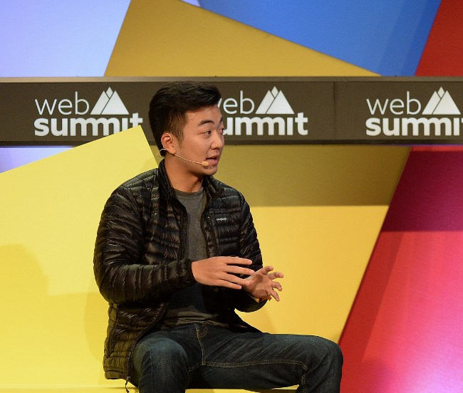 Carl Pei at the Web Summit in Dublin in 2015. Image: Web Summit/Flickr (CC BY 2.0)