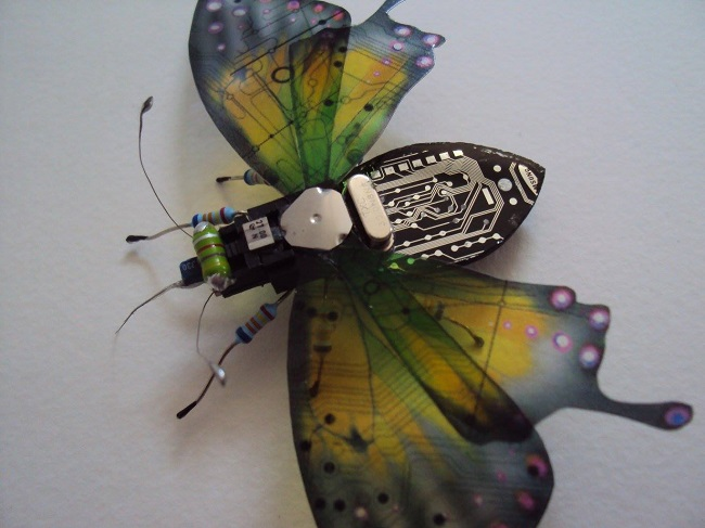 Circuit board beetle