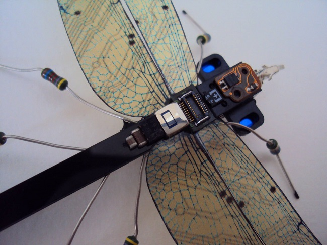 Circuit board dragonfly