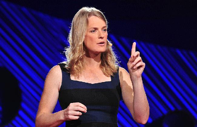Vivienne Ming. Image: TEDMED