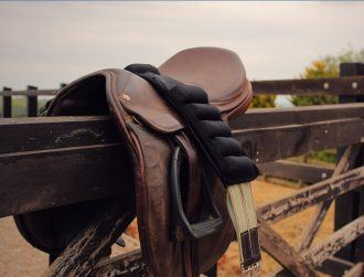 New saddle invention ensures horses have their day at the races