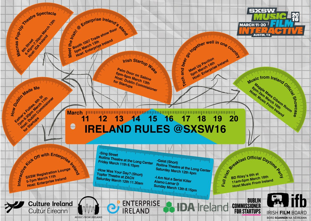 Ireland at SXSW