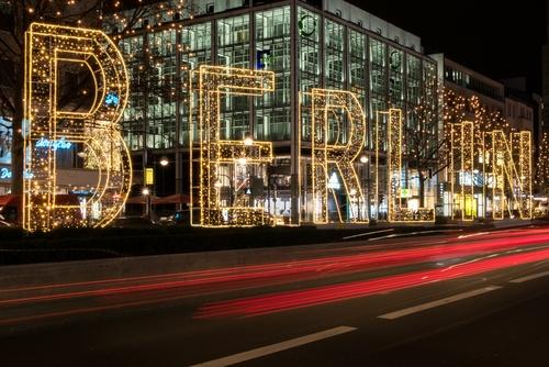 Berlin, Germany. Image: hanohiki/Shutterstock