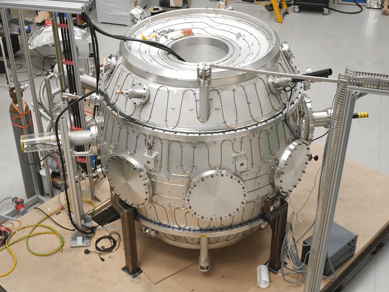 Experimental nuclear fusion reactor surpasses sun's core temperature