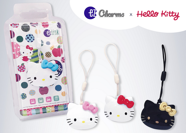 A Hello Kitty EZ-Charm
