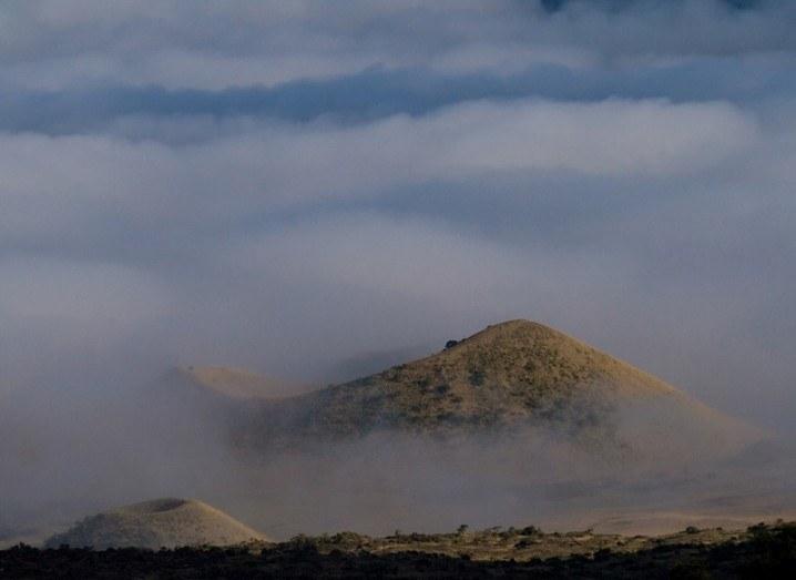 Peak of Manau Kea