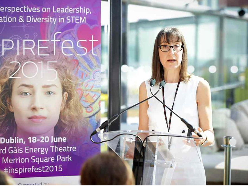 The tech business week: Inspirefest launched and Nasdaq hits all-time high