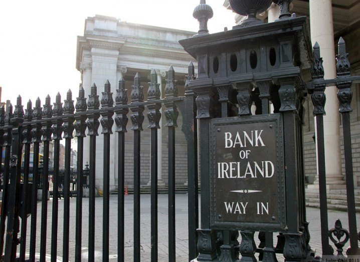 Bank of Ireland College Green