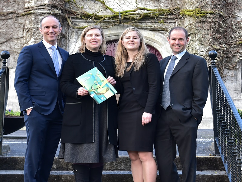 EY on board for BioInnovate Ireland start-up accelerator