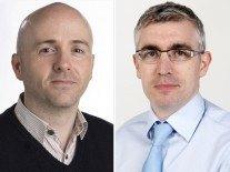 The five minute CIO: Dr David Sammon and Dr Tadhg Nagle, IMI/UCC