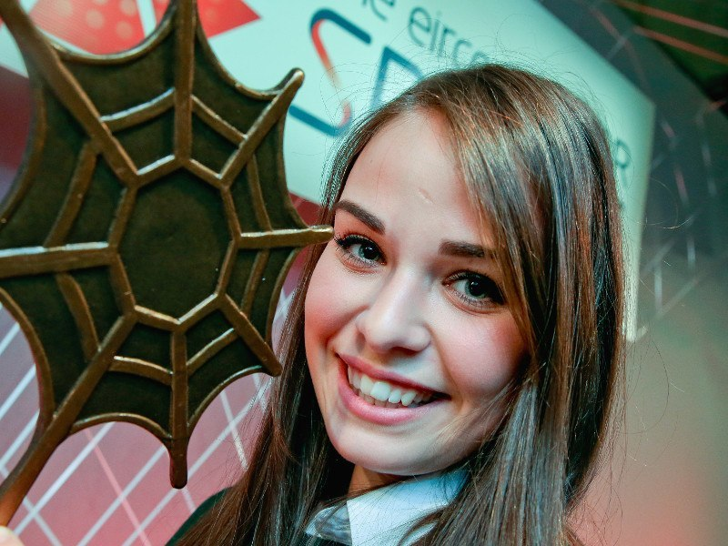Young digital creators show they have the write stuff at Eircom Junior Spiders
