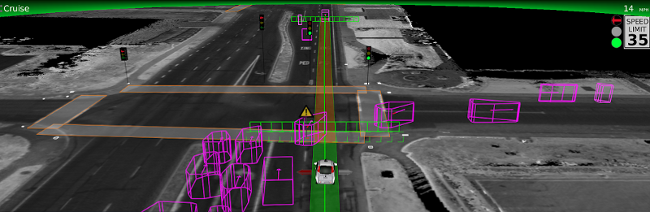 Google self-driving car had more accidents in the city than on the freeway