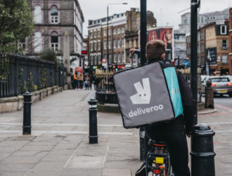 Deliveroo shares not 'quite as tasty' as hoped in London market debut