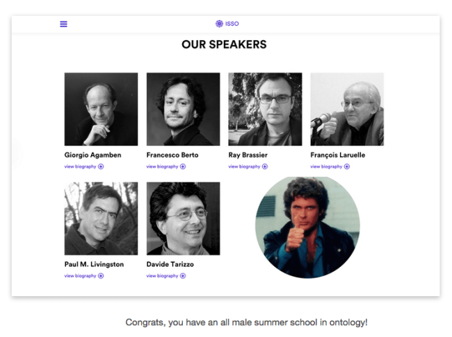 All-Male-Panel-ontology