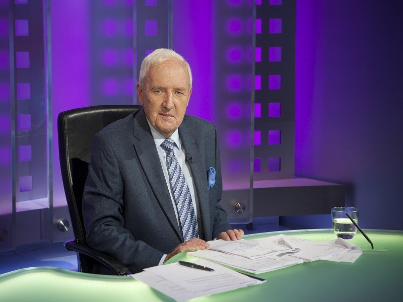 Twitter unites to offer condolences on Bill O'Herlihy's passing