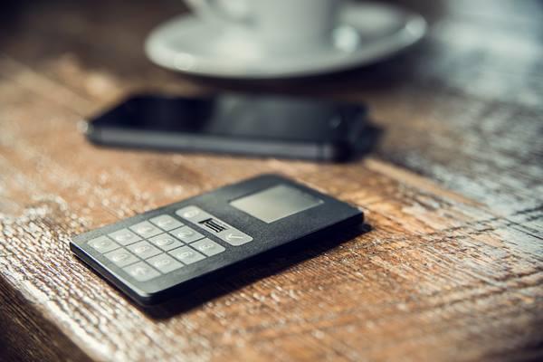 Case bitcoin wallet