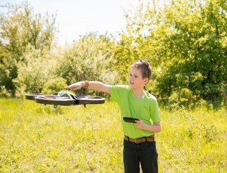 DIY drone for kids launched as Kickstarter project