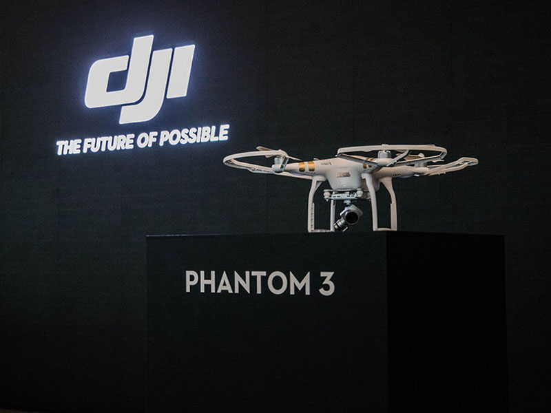 Drone maker DJI raises US$75m, valuing the company at more than US$8bn