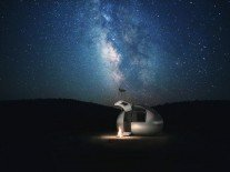 Prepare for end of days with self-sustaining eco-pod
