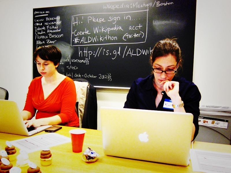 Science Gallery Dublin to host Women in STEM Wiki edit-a-thon